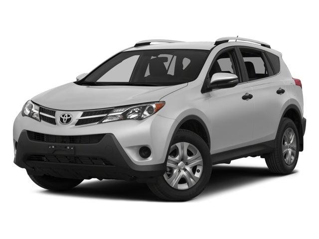 2015 Toyota Rav4 Xle San Antonio Tx Alamo Heights Boerne Austin