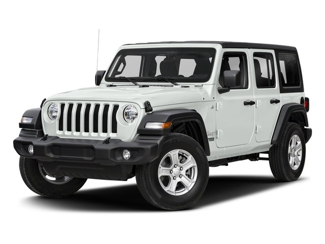2018 Jeep Wrangler Unlimited Unlimited Sport In San Antonio, TX   Ingram  Park Auto Center