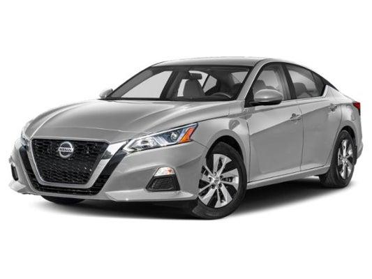 2020 Nissan Altima 2 5 S