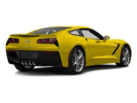 2016 Chevrolet Corvette Stingray Z51 3lt In San Antonio Tx Ingram Park Auto Center
