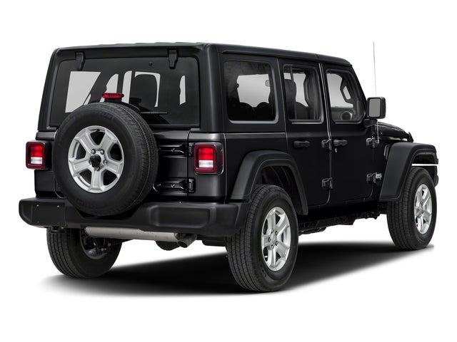 2018 Jeep Wrangler Unlimited Unlimited Sport S In San Antonio, TX   Ingram  Park Auto