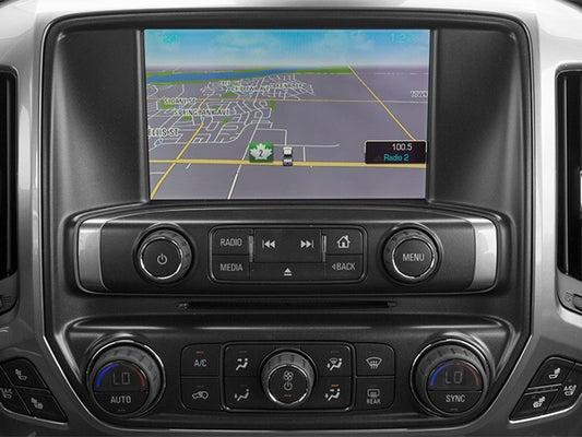 2014 Chevrolet Silverado 1500 LTZ 2LZ