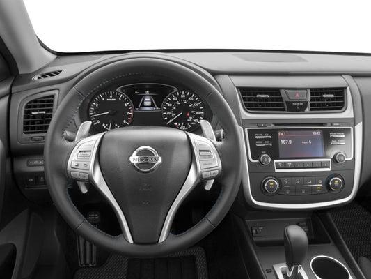 2016 Nissan Altima 2 5 Sr >> 2016 Nissan Altima 2 5 Sr