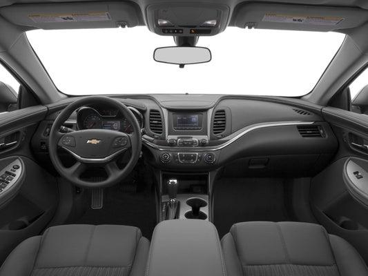 2017 Chevrolet Impala Ls 1ls In San Antonio Tx Ingram Park Auto Center
