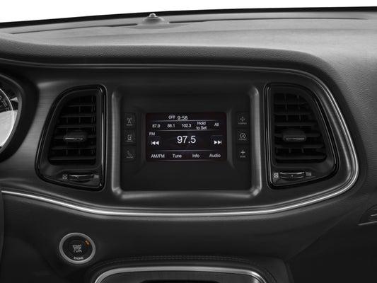 2017 Dodge Challenger Sxt In San Antonio Tx Ingram Park Auto Center