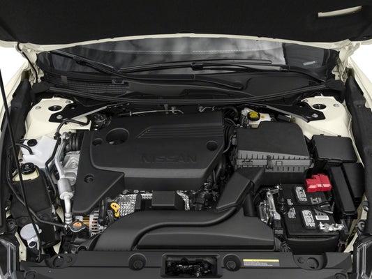 2017 Nissan Altima 2 5 SV