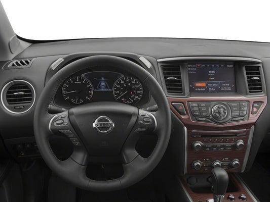 2018 Nissan Pathfinder Platinum San Antonio Tx Alamo Heights