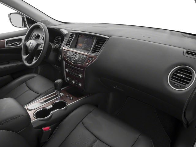 2018 Nissan Pathfinder Platinum In San Antonio Tx Ingram Park Auto Center