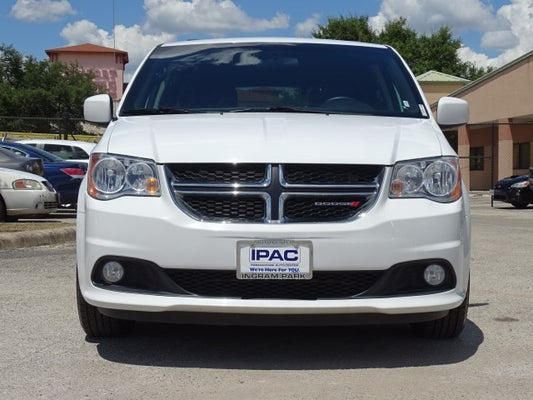 2018 Dodge Grand Caravan Sxt San Antonio Tx Alamo Heights Boerne Austin Texas 2c4rdgcg9jr300415